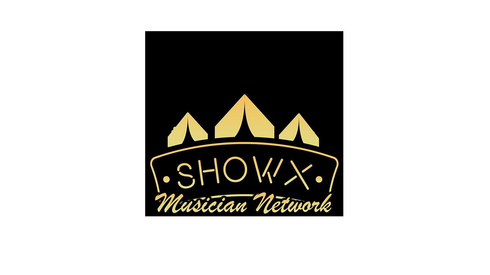 ShowX Website Home Logo