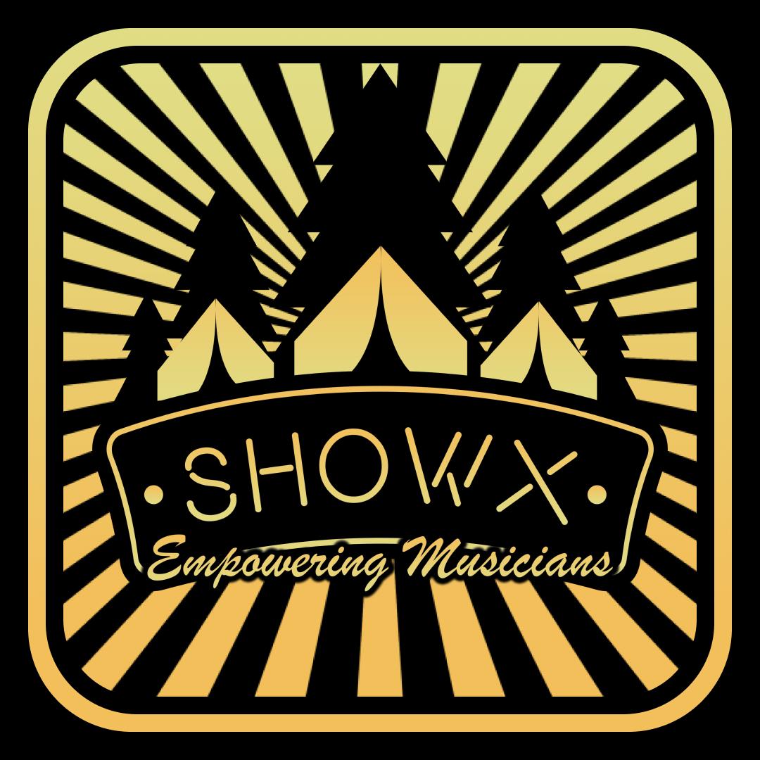 SHOWX Empowering Musicians
