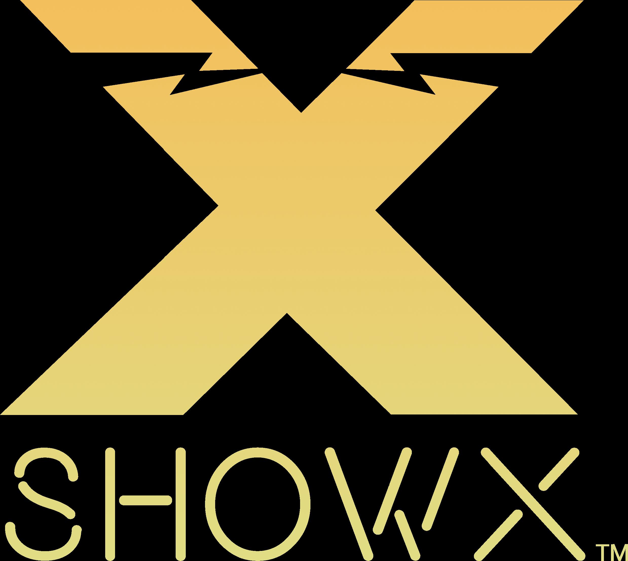 SHOWX Logo (gold)